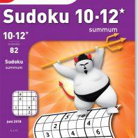 Sudoku 10-12* summum – editie 82