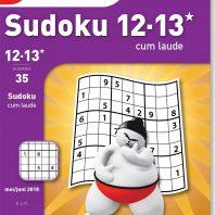 Sudoku 12-13* cum laude – editie 35