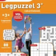 Denksport Legpuzzel vakantieboek – 6 nummers voor â?¬ 15,75