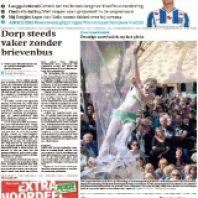 Friesch Dagblad – 52 weekenden voor â?¬ 209,40