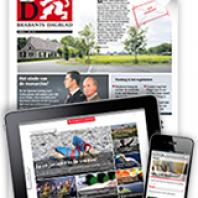 Brabants Dagblad – 52 nummers voor â?¬ 208,00
