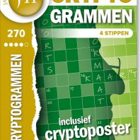 JM Cryptogrammen – editie 270
