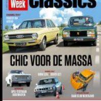 Autoweek Classics – 6 nummers voor 25,00