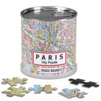 Paris city puzzel magnetisch