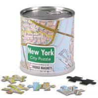 New York city puzzel magnetisch