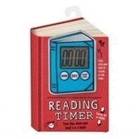 Reading Timer blauw