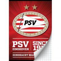 PSV SCHRIFT A4 LIJN 10X3,25 – BTS 18-19