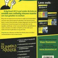 Excel 2013 voor Dummies