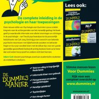 Psychologie voor Dummies, 2e editie