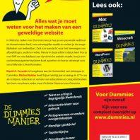 Websites maken voor Dummies, 5e editie
