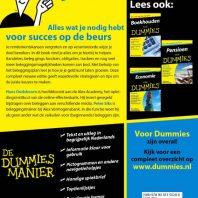 Beleggen voor Dummies, 3e editie