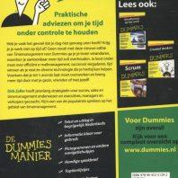 Timemanagement voor Dummies, 3e editie