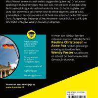 Duits voor Dummies, 2e editie