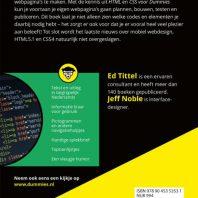 HTML en CSS voor Dummies, 8e editie, pocketeditie