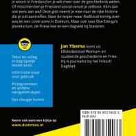 De kleine Geschiedenis van Friesland voor Dummies
