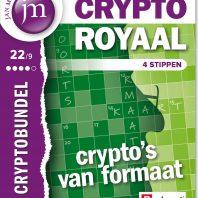 JM CryptoRoyaal – editie 22