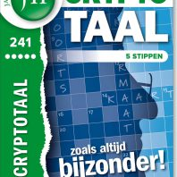 JM Cryptotaal – editie 241