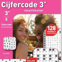 Cijfercode Vakantie Kanjer – editie 5