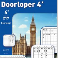 Doorloper 4* – editie 217