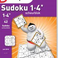 Sudoku scheurblok – editie 42
