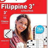 Filippine 3* scheurblok – editie 11