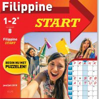 Filippine 1-2* start – editie 8