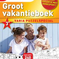 Groot vakantieboek 3* – editie 21