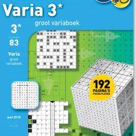 Groot 3* variaboek – editie 83