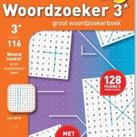Groot 3* woordzoekerboek – editie 116