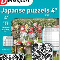 Japanse puzzels 4* XXL – editie 126