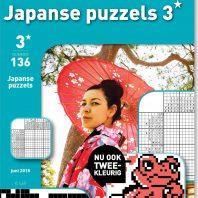 Japanse puzzels 3* – editie 136