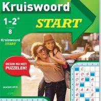 Kruiswoord 1-2* start – editie 8