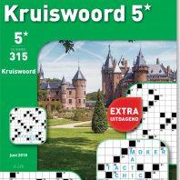 Kruiswoord 5* – editie 315
