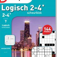 Logisch 2-4* scheurblok – editie 7