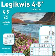 Logikwis 4-5* collectie – editie 62