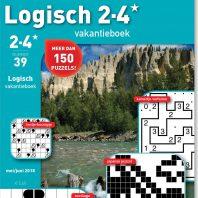 Logisch 2-4* vakantieboek – editie 39