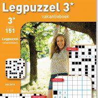 Legpuzzel vakantieboek – editie 151