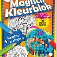 Magisch kleurblok – editie 14