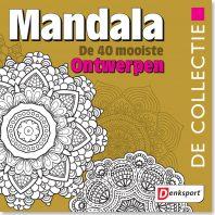 Kleur collectie – mandala – editie 1