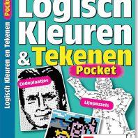 Log. kleuren & tekenen pocket – editie 9