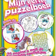 Mijn eerste puzzelboek – editie 12