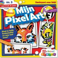 Mijn Pixel Art – editie 3