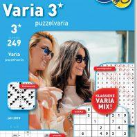 Varia 3* puzzelvaria – editie 249