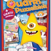Quarks puzzelblok – editie 4