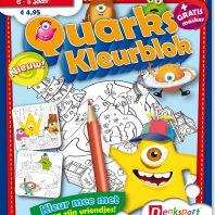 Quarks Kleurblok – editie 1