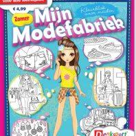 Kleurblok voor meiden: mode – editie 9