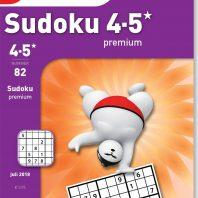 Sudoku 4-5* premium – editie 82