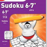 Sudoku 6-7* ultra – editie 113