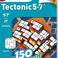 Tectonic 5-7* – editie 27