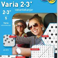 Varia Vakantie Kanjer – editie 5